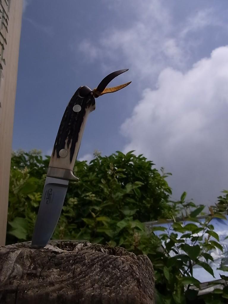 相田義人のナイフ