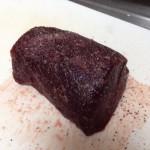 ロースト鹿肉作った!