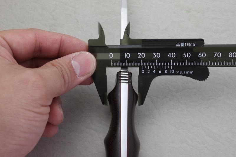 インプルーブ前方の寸法