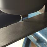タクティカル(ストライダー)風味のナイフを作る。