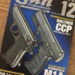 雑誌Gun Professionalsにラブレスがカスタムしたコルト・コマンダーが掲載されてる