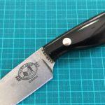 ナイフのハンドル材を交換する(ESEE KNIVES)