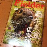 Fielder vol.35が絶賛発売中です!