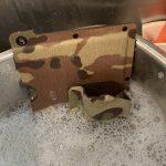 カイデックスの削りカスを簡単に取り除く方法