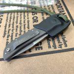 カイデックスで折り畳みナイフ用のネックシースを作る