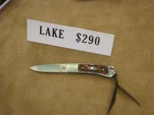 ナイフ小僧のブログ-LAKE