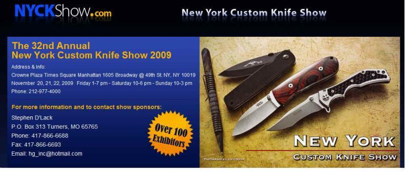 ナイフ小僧のブログ-ニューヨーク