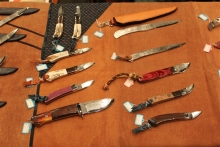 ナイフ小僧のブログ-松井さん