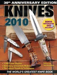 ナイフ小僧のブログ-KNIVES2010