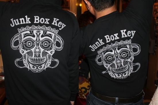 ナイフ小僧のブログ-junk box key