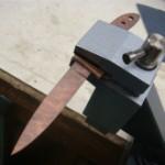 ヒルトレスのナイフを作る その2