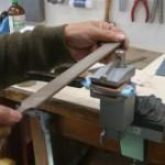 ヒルトレスナイフを作る その3