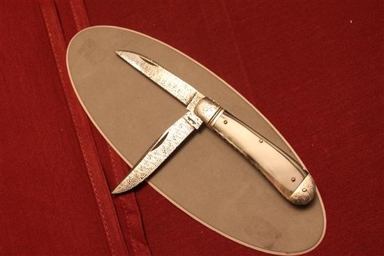 ナイフ小僧のブログ-CHAMBLIN