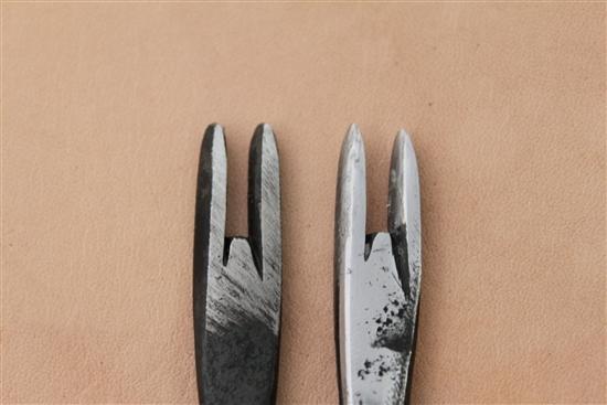 ナイフ小僧のブログ-菱針