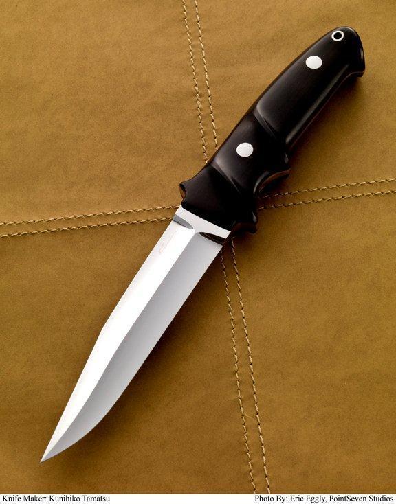 ナイフ小僧のブログ-多松さん