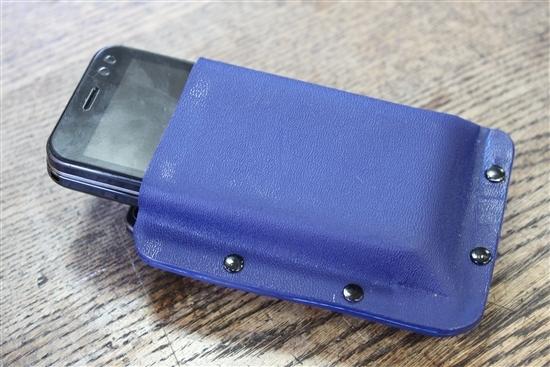 ナイフ小僧のブログ-カイデックス携帯ケース