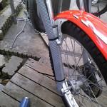 カイデックスは、オートバイの部品カバーに利用できる!