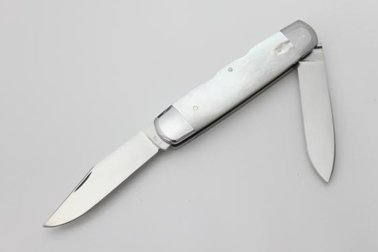 ナイフ小僧のブログ-両開きフォールディングナイフ