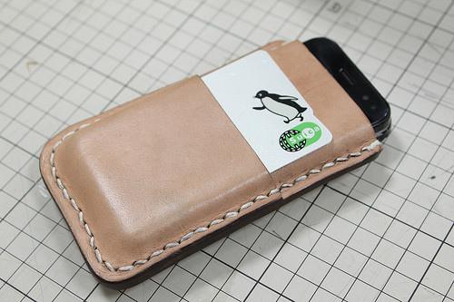 ナイフ小僧のブログ-携帯とSuica